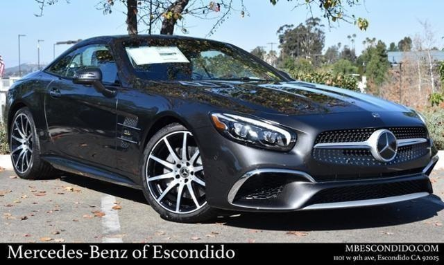 New 2020 Mercedes Benz Sl Class Sl 550 Roadster For Sale Lf060126 Mercedes Benz Of West Covina