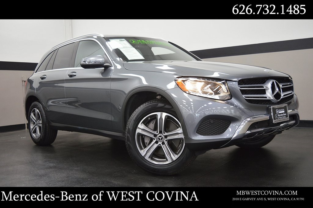 Pre-Owned 2019 Mercedes-Benz GLC 300 RWD
