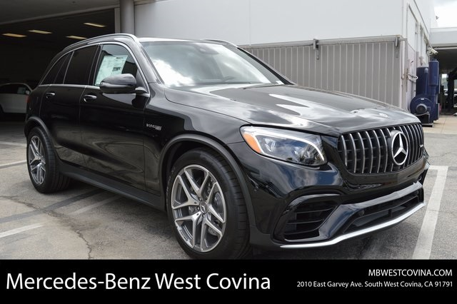 New 2019 Mercedes-Benz GLC GLC 63 AMG®