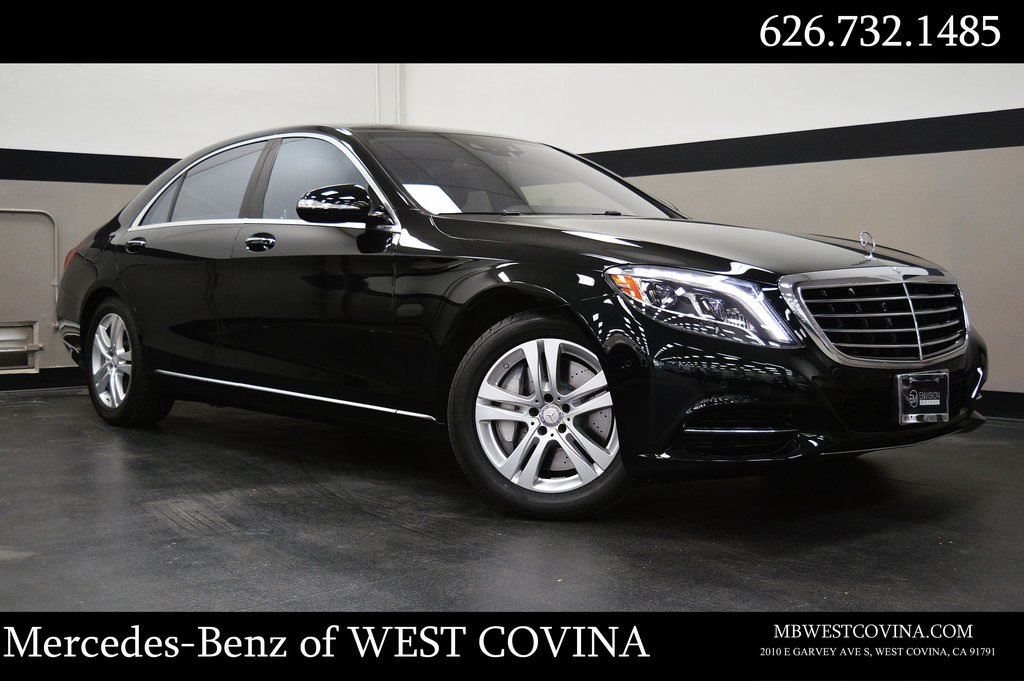 Used Mercedes Benz S Class West Covina Ca