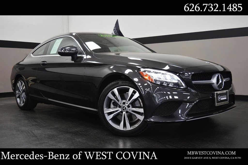 Pre-Owned 2019 Mercedes-Benz C 300 RWD