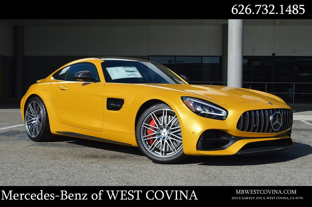 New 2020 Mercedes Benz Amg Gt C Rwd