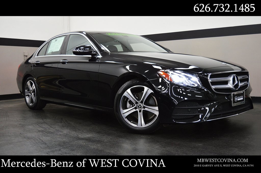 Pre-Owned 2019 Mercedes-Benz E 300 RWD