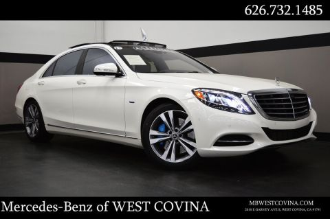 Certified Pre-Owned 2017 Mercedes-Benz S-Class S 550e